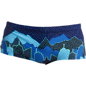 Funky Trunks Plain Front Boxer de bain Homme, city of angels